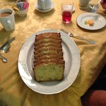 Homemade Lemon Zucchini Bread (mmm!)
