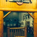 Archery Range, try out a bow