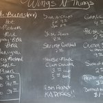 Calhoun's Wings N' Things