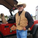Iron Mike with Red Rock Jeep Tours