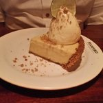 Dessert: Key Lime Pie