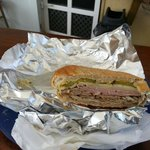 Great Cuban sandwiches!