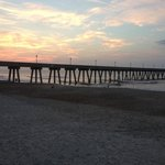 Wrightsville Beach Fishing Pier Sunrise