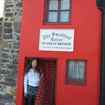 Photo of Smallest House in Britain