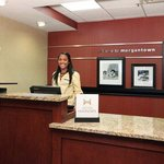 Foto di Hampton Inn Morgantown