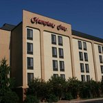 Hampton Inn Portsmouth Central Foto