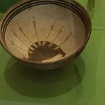 an Inupuak bowl (ca. 2000 years old)
