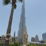 Photo de The Address Downtown Dubai