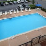 Φωτογραφία: Holiday Inn Express Raleigh-Durham Airport