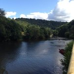 View of the River Wye