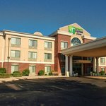 Bild från Holiday Inn Express Kalamazoo