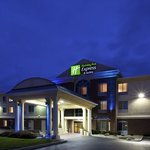 Foto van Holiday Inn Express & Suites