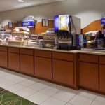 Holiday Inn Express Hotel & Suites Center Township照片