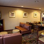 Foto van Holiday Inn Express Hotel and Suites Richland