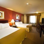 Foto de Holiday Inn Express Wisconsin Dells