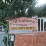 Photo of Agrilionas Beach Apartments