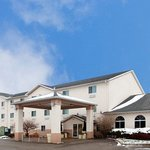 Holiday Inn Express Galesburg resmi