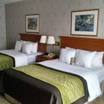 Comfort Inn Huntingdon Foto