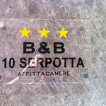 Photo de B&B 10 Serpotta