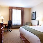 Photo de Holiday Inn Express Grande Prairie