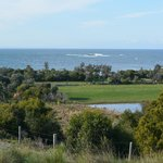 View from room at Inverloch RACV resort