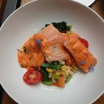 Salmon Salad from Reflections