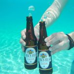 turkshead beer underwater