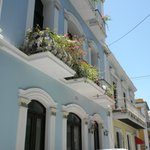 Old San Juan Balconies are gorgeous