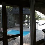 Wilderness Safaris Kings Pool Camp resmi
