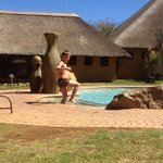 Foto de Mabula Game Lodge