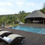 Foto van Bukela Game Lodge