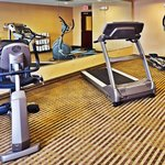 Foto de Holiday Inn Express Hotel & Suites Perry