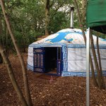 Sopley Lake Yurt Camp의 사진