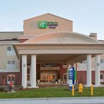 Holiday Inn Express Hotel & Suites Sacramento NE Cal Expo Foto
