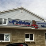Mcmahon's Take Out Restaurant