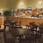 Holiday Inn Express & Suites Morton-Peoria Area resmi