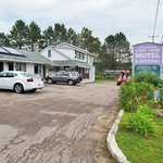Algonquin East Gate Motel Foto