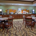 Φωτογραφία: Holiday Inn Express & Suites Mason City