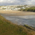 Foto de Porth Beach Tourist Park