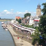 Deventer from the bridge