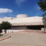 The contemporary look of The Dallas Theater Center!