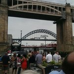 Foto de Premier Inn Newcastle Millennium Bridge