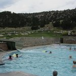 Mount Princeton Hot Springs Resort resmi