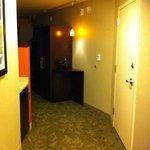 From doorway looking into room -Courtyard by Marriott Washington DC
