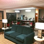 Comfort Inn Dayton/Huber Heights Truly Yours Lobby Seating