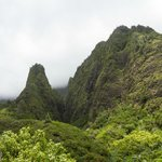 Iao Needle from the end of the trail