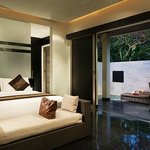 One Bedroom Pool Villa overlooking private plunge pool