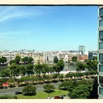Mercure Pont Mirabeau - great view (from the bathroom)