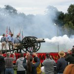 The cannon fire during the 1812 overture!