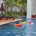 Foto Kata Lucky Villa & Pool Access